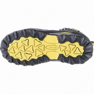 Meindl Alon Junior Mid GTX Jungen Leder Trekking Schuhe anthrazit, Air-Active Best-Fit-Fußbett, 4441120/31 - Vorschau 2