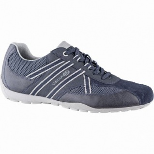 Synthetik NavyMeshfutterChromfreiHerausnehmbares Coole Sneakers Geox Fußbett214211440 Herren v8OnwmN0
