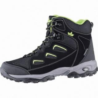 Lico Cameron Herren Winter Nylon Trekking Tex Boots schwarz, Warmfutter warme Einlegesohle, 4541107/44