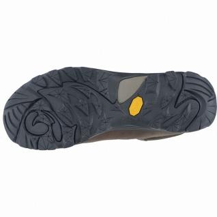 Meindl Caracas Mid GTX Herren Leder Outdoor Schuhe braun, Air-Active-Fußbett - Vorschau 2
