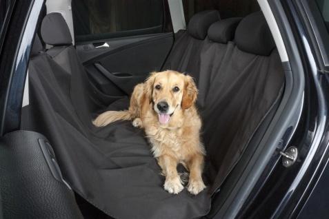 Universal Auto Hundedecke, Rücksitz Schondecke, Transportdecke, 145x165 cm, w...