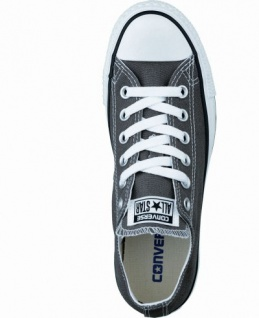 Converse Chuck Taylor All Star Low charcoal, Damen, Herren Chucks grau, 4234119/39 - yatego.com