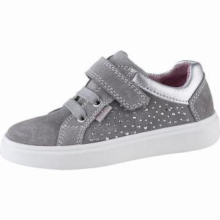 Richter coole Mädchen Leder Sneakers rock, mittlere Weite, herausnehmbares Fu...