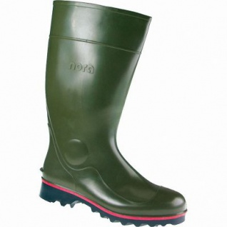 Nora Mega Jan Herren PVC Arbeits Stiefel oliv bis -30° C, DIN EN 345/S5, 5199103/39