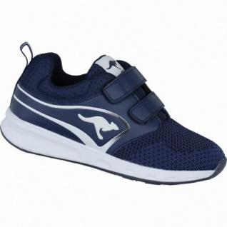 Kangaroos Ron I V Jungen Synthetik Sneakers navy, Kangaroos Fußbett, 4238113/35