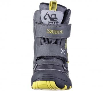KAPPA Road Tex Jungen Winter Synthetik Boots grey, Fleecefutter, wasserdicht,... - Vorschau 4