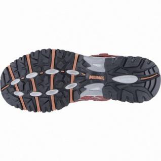 Meindl Caribe Lady GTX Damen Velour-Mesh Trekking Schuhe erdbeer, Air-Active-Fußbett, 4440108/5.5 - Vorschau 2