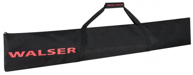 Skitasche Skibag schwarz für 1 Paar Ski bis 190 cm, wasserdichtes PES Gewebe ...