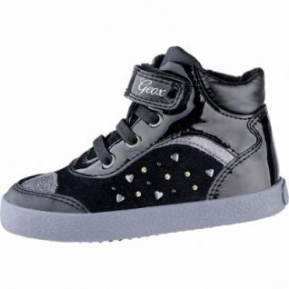 Geox coole Mädchen Synthetik Lauflern Boots black, Antishokk, Geox Laufsohle, 3039103/23