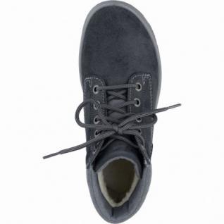 Superfit coole Jungen Winter Leder Gore Tex Boots schwarz, Warmfutter, warmes Fußbett, 3739147 - Vorschau 2