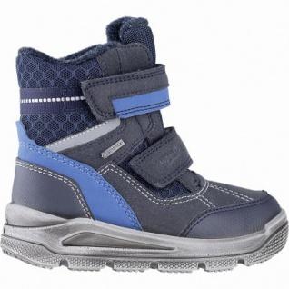 Superfit Jungen Winter Synthetik Tex Boots blau, 10 cm Schaft, Warmfutter, warmes Fußbett, 3741140 - Vorschau 2