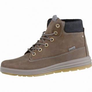 Ricosta Derek Jungen Winter Leder Tex Boots hazel, mittlere Weite, angerautes Futter, warmes Fußbett, 3737155/34