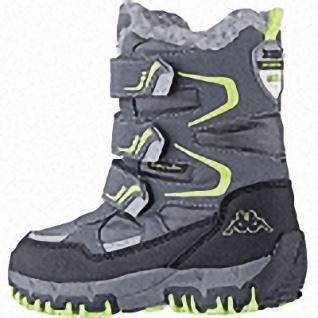 Kapppa Great Tex Jungen Synthetik Winter Tex Boots grey, 14 cm Schaft, Warmfutter, warmes Fußbett, 3741121/29 - Vorschau 2