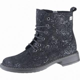 Richter Mädchen Velour Winter Boots nautic, Warmfutter, warmes Fußbett, mittlere Weite, 3739195/40