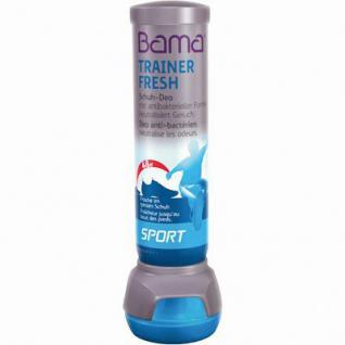 Bama Trainer Fresh Schuh Deo, neutralisiert Geruch, (100 ml=59, 00 ¤ / 1 L), 6799561