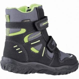 Superfit Jungen Winter Synthetik Tex Boots schwarz, 10 cm Schaft, Warmfutter, warmes Fußbett, 3741139/28 - Vorschau 2