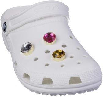 CROCSâ?¢ SHOES, 3er Set Schuhschmuck in der Farbe Elevated Gem, peppt Crocs auf