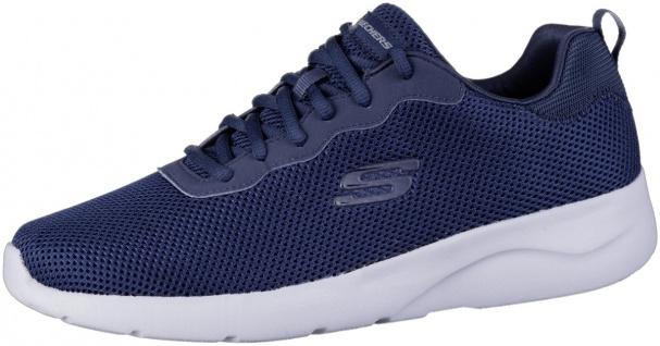 SKECHERS Dynamight 2.0 sportliche Herren Mesh Sneakers navy, weiches Memory F...