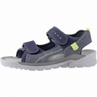 Ricosta Tajo coole Jungen Synthetik Sandalen nautic, mittlere Weite, weiches Leder Fußbett, 3542163/28
