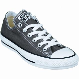Converse Chuck Taylor All Star Low charcoal, Damen, Herren Canvas Chucks grau - Vorschau 3