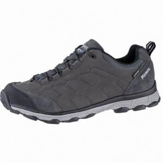 Meindl Savona GTX Herren Leder Outdoor Schuhe anthrazit, Comfort Fit, Air-Active-Fußbett, 4441109/8.0
