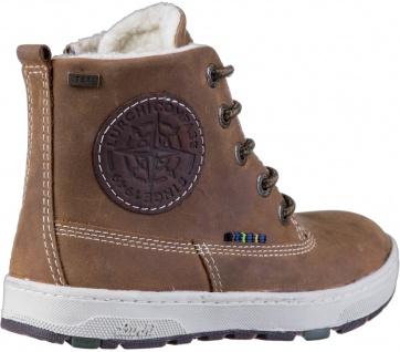 LURCHI Doug Jungen Winter Leder Boots tabacco, breitere Passform, Tex Ausstat... - Vorschau 2
