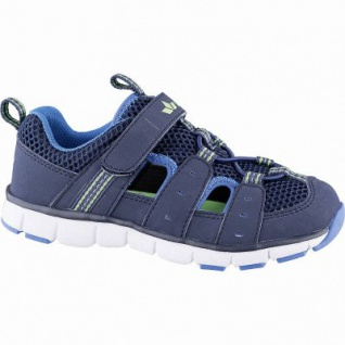 quality design 5629f 87fe3 Lico Matti VS coole Jungen Synthetik Sommer Sneakers marine, Textilfutter,  Textil Einlegesohle, 3542101/28