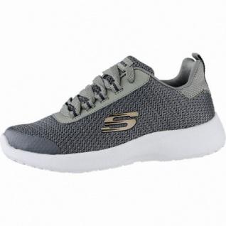 Skechers Dynamight coole Jungen Mesh Sneakers olive, Skechers Memory Foam-Fußbett, 4240175