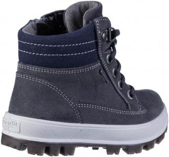 SUPERFIT Jungen Winter Leder Tex Boots grau, mittlere Weite, molliges Warmfutter - Vorschau 2