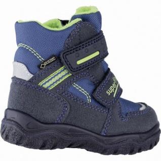 Superfit Jungen Winter Synthetik Tex Boots blau, mittlere Weite, molliges Warmfutter, warmes Fußbett, 3241108/22 - Vorschau 2