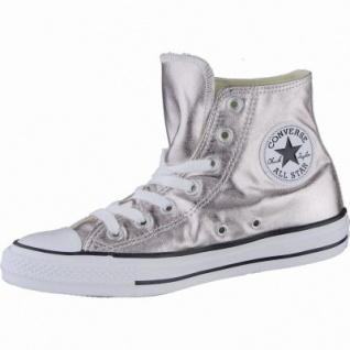 Converse CTAS Chuck Taylor All Star coole Damen Metallic Canvas Sneakers High rose quartz, Textilfutter, 1239112/36