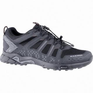 Mammut T Aenergy Low GTX Men Herren Textil Outdoor Schuhe black, Gore Tex Ausstattung, 4440167/7.5