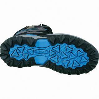 Meindl Winter Storm Junior GTX Velour Mesh Jungen Boots schwarz, warmes Comfort-Futter mit Gore-Tex, 4535105/35 - Vorschau 2