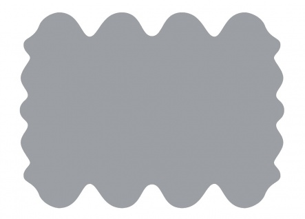 exklusive Lammfell Fellteppiche grau gefärbt, 8 Einzelfelle, waschbar, Haarlä...