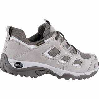 Jack Wolfskin Vojo Hike 2 Texapore Low Women Damen Leder Outdoor Schuhe moon ... - Vorschau 4