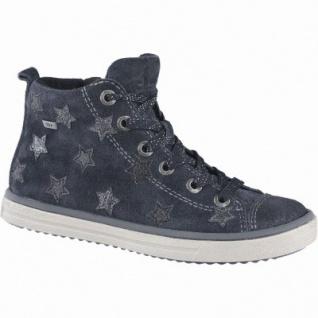 Lurchi Starlet Mädchen Winter Leder Tex Boots atlanic, Warmfutter, warmes Fußbett, mittlere Weite, 3739126/34