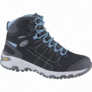 Brütting Mount Shasta Damen Synthetik Trekking Boots schwarz, Comfortex Klimamembrane, 4439127