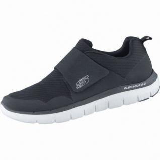 60b5301b60a3ac Skechers Flex Advantage 2.0 Gurn coole Herren Mesh Sneakers black ...