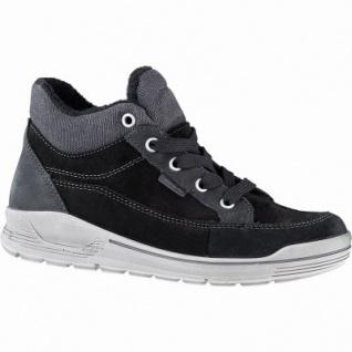 Ricosta Maxim Jungen Tex Sneakers schwarz, 9 cm Schaft, mittlere Weite, Warmfutter, warmes Fußbett, 3741264/36