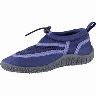 Beck Aqua Mädchen, Jungen Textil Wasserschuhe, Badeschuhe blau, schnelltrocknendes Textil, 4340129/35