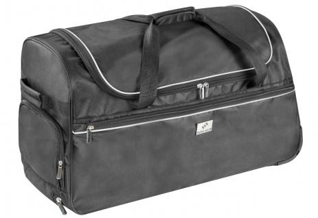 Carbags Trolleys 85-130 L, schwarz, asymetrische Form passt sich der Rücksitz...