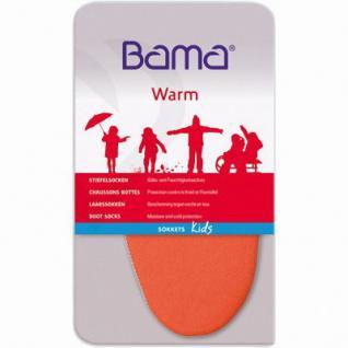 Bama Sokkets Kids Kinder Stiefelsocken, schützen gegen Kälte und Feuchtigkeit, 6699111/32