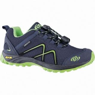 Brütting Guide Jungen Nylon Comfortex Outdoor Schuhe marine, Textilfutter, auswechselbare Textileinlegesohle, 4441103
