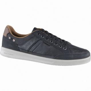 Jack&Jones Rayne modische Herren Synthetik Sneakers anthrazit, herausnehmbare Einlegesohle, 2139116
