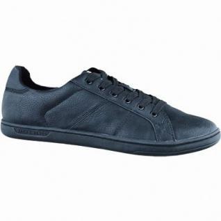 Jack&Jones JJ Brooklyn PU Marble Sneaker schwarz, 2135151