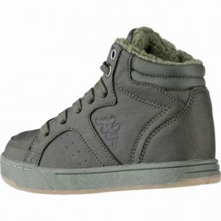 Kapppa Nanook coole Jungen Synthetik Winter Sneakers army, Warmfutter, herausnehmbares Fußbett, 3741128/29 - Vorschau 2
