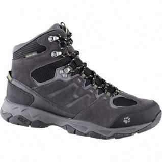 Jack Wolfskin MTN Attack 6 Texapore Mid M Herren Synthetik Outdoor Boots burly yellow, Einlegesohle, 4441177/9.5