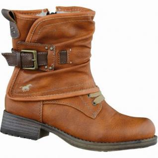 Mustang Mädchen Synthetik Winter Boots braun, 3735111/33