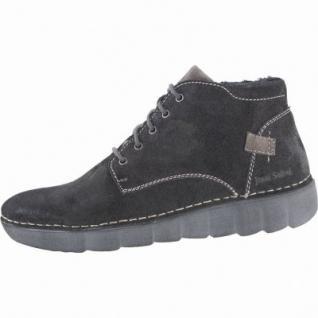 Josef Seibel Joice 13 modische Damen Leder Winter Boots titan, Warmfutter, Fußbett, 1639303