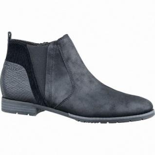 Soft Line cooel Damen Synthetik Boots schwarz, Extra Weite H, leichtes Kaltfutter, Soft Line Fußbett, 1737103